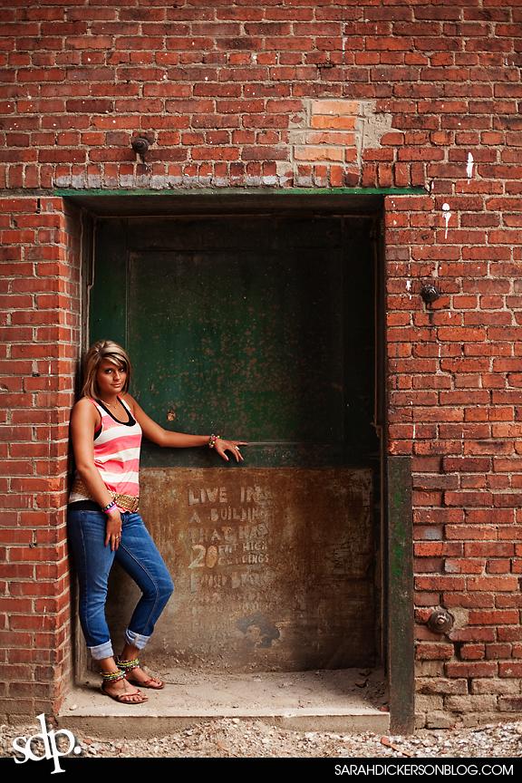 Kansas City senior photography