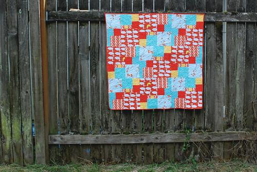 squares quilt 2