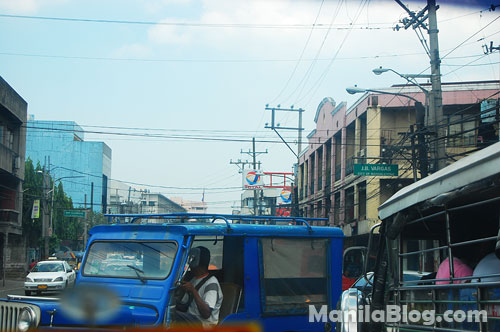 Recto Shaw Manila