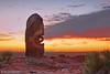 Broken Hill Sunset (-yury-) Tags: sunset sculpture australia nsw outback hdr symposium brokenhill bajoelsoljaguar underthejaguarsun antonionavatirado