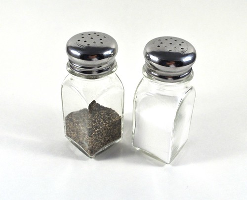 Salt And Pepper Shakers Drawing Salt And Pepper Shakers