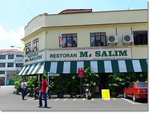 Restoran M Salim @ Ipoh