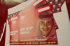 Abdulmajeed Concert.. (- M7D . S h R a T y) Tags: thanks cermony wordsbyme abdulmajeedabdullah specialinvitation allrightsreserved vipentry 552010552010 foundationqatarfoundation invitationinvitation