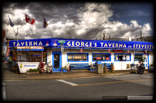 George's Taverna In Steveston