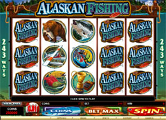 Alalskan Fishing
