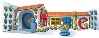 Festival de los Patios Cordobeses Google