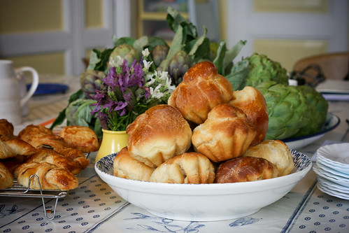 Croissants and Brioche
