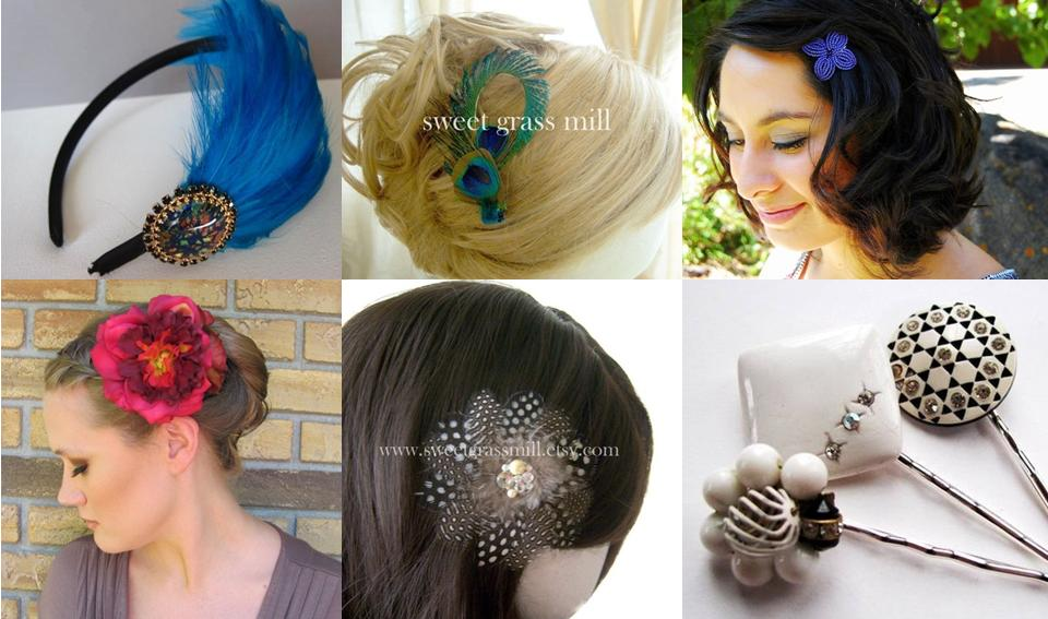 Hair Accessories Images