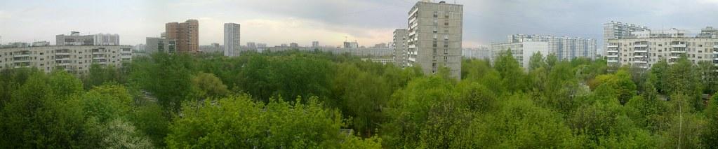 Чертановская панорама