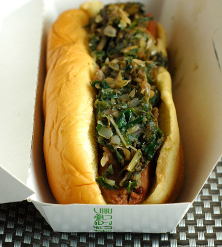 Ramps hot dog