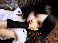 P1030112-600 (Karina (LKM)) Tags: anime ball asian clamp photography doll cosplay manga sprite ashura bjd rg abjd veda yasha jointed rgveda 45cm bobobie resinsoul