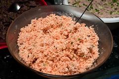 Kelaguen Uhang (Shrimp Kelaguen)