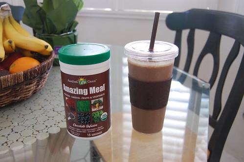 Amazing Grass - Chocolate Infusion