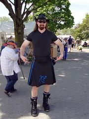 daven's new kilt