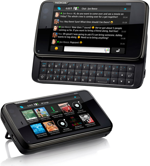 最不同的手機體驗 ~ Nokia N900 體驗會 (圖多大張、包含福利品) @3C 達人廖阿輝