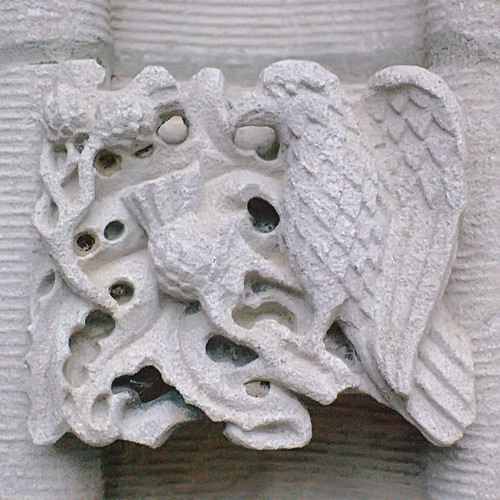 Gothic Ornament 2, Graham Chapel, Washington University, in Saint Louis, Missouri, USA