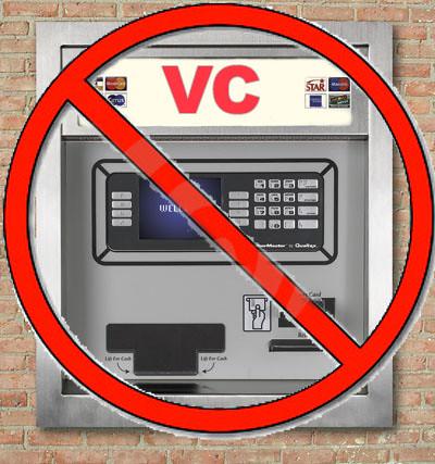 VC's aren't ATM's