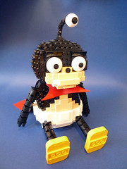 Nibbler1 (car_mp) Tags: lego futurama nibbler mordisquitos