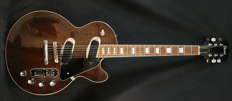 Guitar Info 70s Ibanez Les Paul Studio 2372 Pre Law Suit