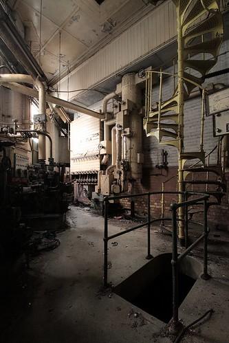 Industrial Spiral