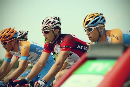 Riders upclose
