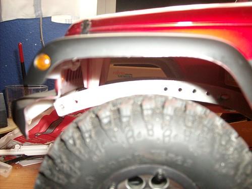 Jeep JK Blue HEMI 4631383263_f3ed829cd6
