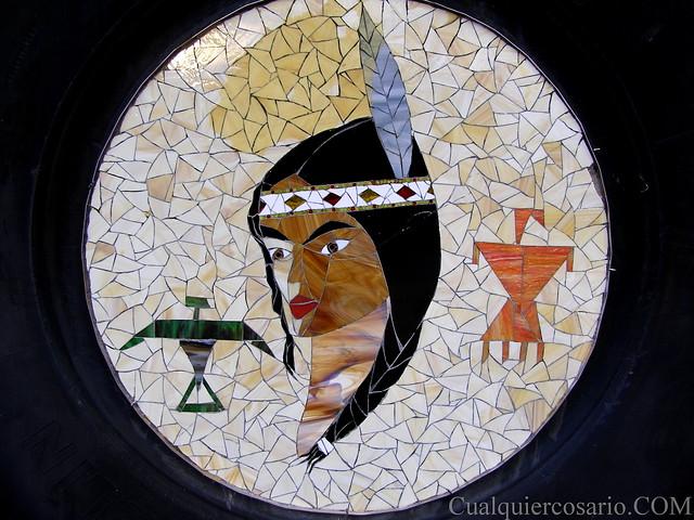Mosaico IV - India