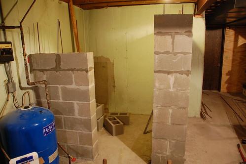 Building A Gun Vault With Cinder Blocks