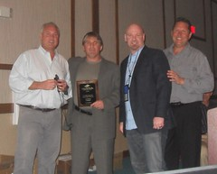 2010 Leisure Pools Dealer Conference Awards Presentation
