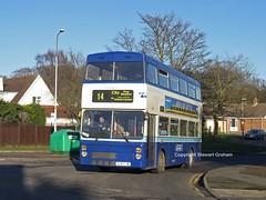 Travel Coventry Metrobus 3118 (MCW1987) Tags: travel coventry metrobus mcw 3118 mk2a g118fjw