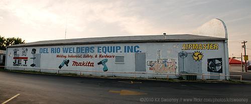 Del Rio Welders Equip. Inc.