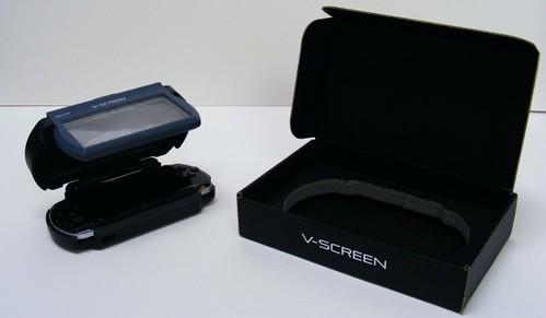 V-screen