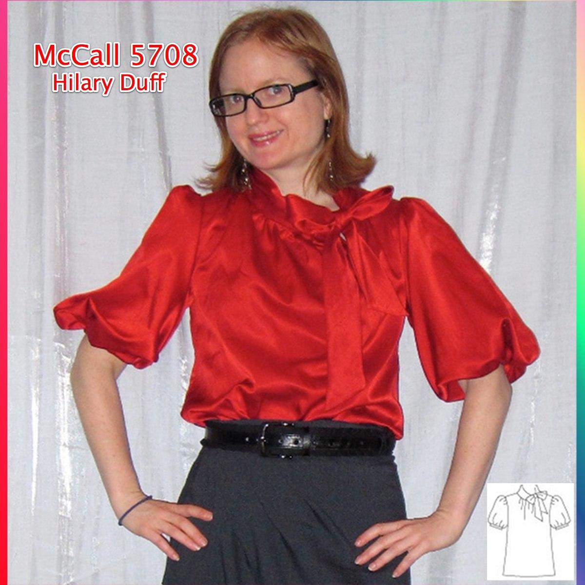 McCall 5708 Thumbnail