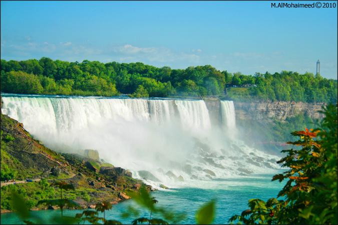 شلالات نياجرا Niagara falls
