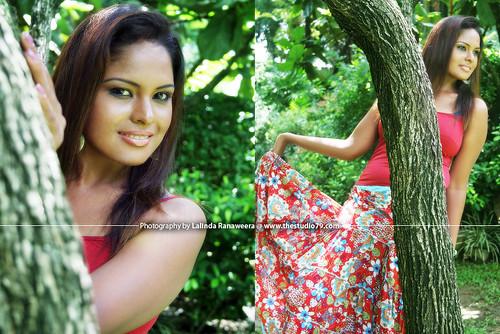 Kushi @ Photo shoot by Lalinda Ranaweera.