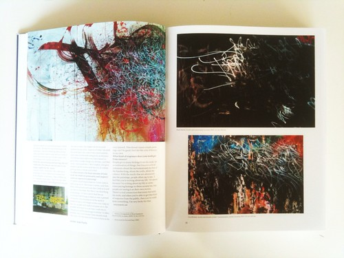 Beyond the Street, the 100 Leading Figures in Urban Art  pg 30-31