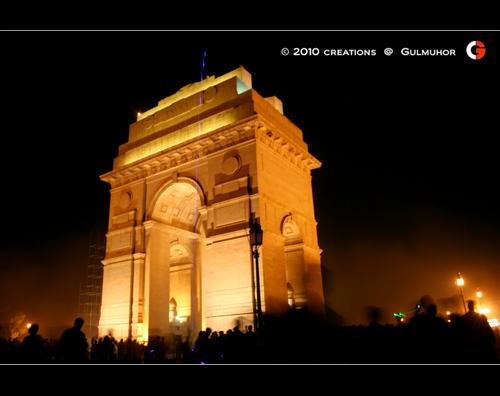 India Gate.........