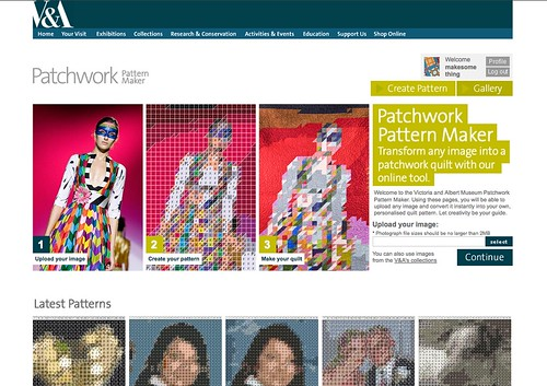 Patchwork Pattern Maker