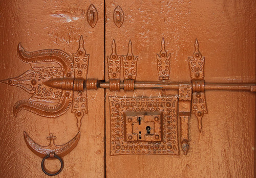 Manichitrathazhu - The Ornate Lock by Babish VBManichitrathazhu Lock