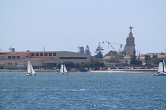 Harbor Island (michelleysbelly) Tags: sandiego harborisland