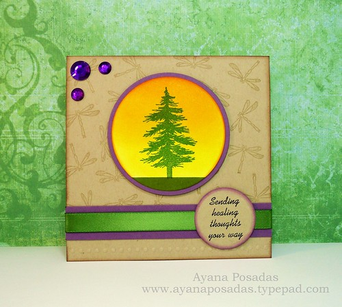 Pine Tree Card (1)