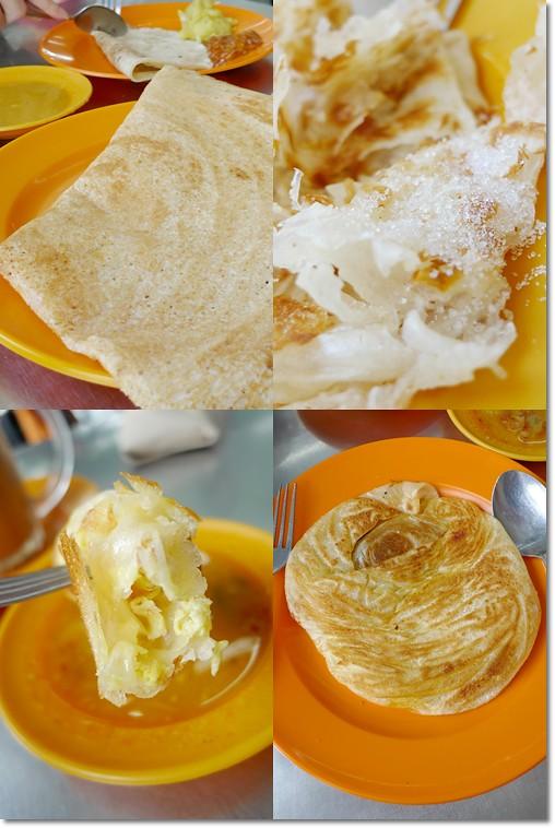 Various Roti @ IV Pandamaran