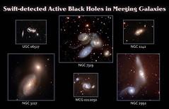 Colisiones galácticas