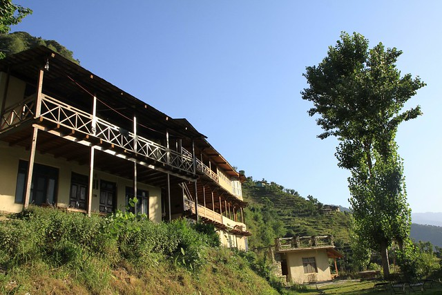 homestays himachal