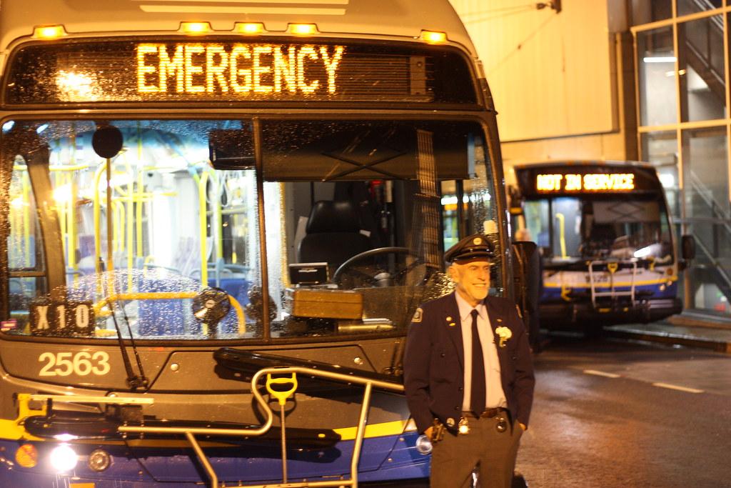 2563: Emergency Bus