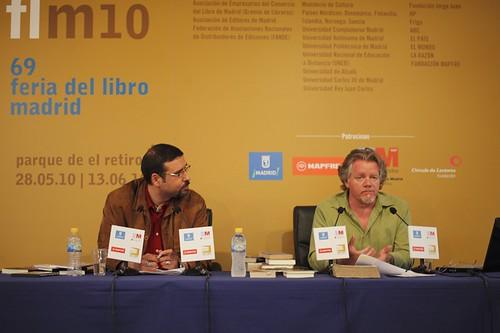 Mariano G. Campos y Kristinn Olafsson