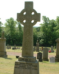 Healy & McLean, AIRBLES CEMETERY, Motherwell, Scotland