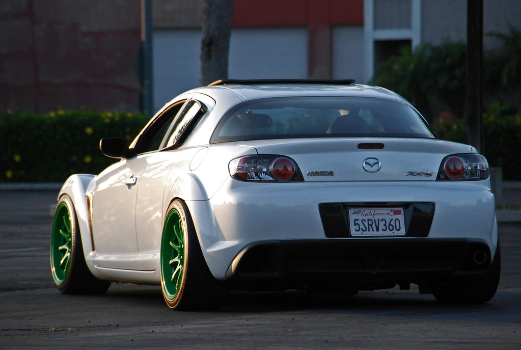 That one RX8 is back! | StanceNation™ // Form > Function