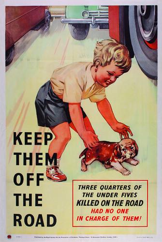 Modern British Poster design