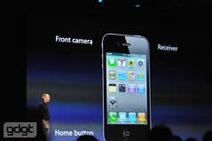 Apple Live Keynote WWDC iphone 4